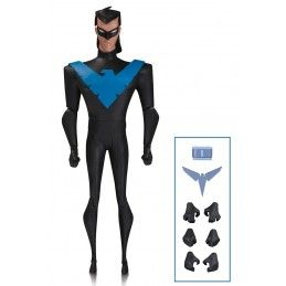 BATMAN THE ANIMATED SERIES - NIGHTWING ACTION FIGURE DC COLLECTIBLES