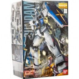 MASTER GRADE MG GUNDAM RX-78-3 G-3 VER 2.0 1/100 MODEL KIT FIGURE BANDAI