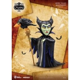 DISNEY VILLAINS - MALEFICENT MINI EGG ATTACK FIGURE 8 CM BEAST KINGDOM