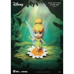 BEAST KINGDOM DISNEY BEST FRIEND - TINKERBELL CAMPANELLINO MINI EGG ATTACK FIGURE 8 CM