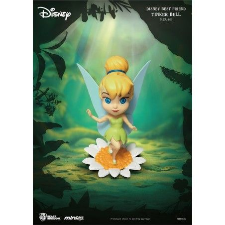 DISNEY BEST FRIEND - TINKERBELL CAMPANELLINO MINI EGG ATTACK FIGURE 8 CM