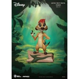 BEAST KINGDOM DISNEY BEST FRIEND - TIMON MINI EGG ATTACK FIGURE 8 CM