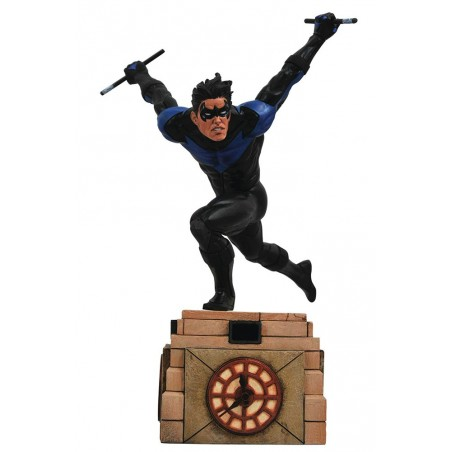 DC GALLERY NIGHTWING COMIC 25CM FIGURE STATUE