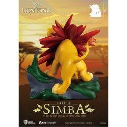 THE LION KING - IL RE LEONE - LITTLE SIMBA 30 CM FIGURE STATUE