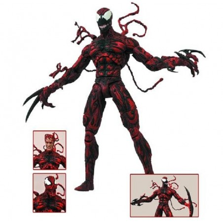 MARVEL SELECT - CARNAGE ACTION FIGURE