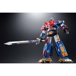SOUL OF CHOGOKIN GX-88 ARMORED FLEET DAIRUGGER XV ACTION FIGURE