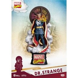 MARVEL COMICS D-STAGE 020 DOCTOR STRANGE STATUE FIGURE DIORAMA BEAST KINGDOM