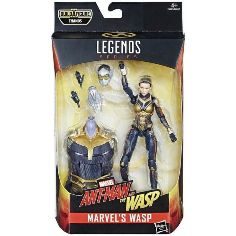 MARVEL LEGENDS SERIES THANOS - THE WASP ACTION FIGURE HASBRO