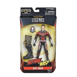 MARVEL LEGENDS SERIES THANOS - ANT-MAN ACTION FIGURE HASBRO