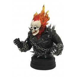 MARVEL COMICS - GHOST RIDER 1/6 SCALE BUST RESINA STATUE FIGURE