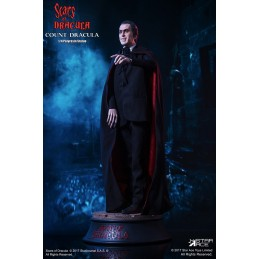 SCARS OF DRACULA - COUNT DRACULA 50 CM STATUE FIGURE STAR ACE