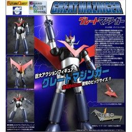 GREAT MAZINGER - GRAND ACTION BIGSIZE MODEL 45 CM ACTION FIGURE EVOLUTION TOY