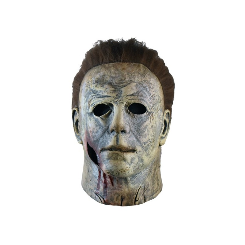 HALLOWEEN MICHAEL MYERS FINAL BATTLE LATEX MASCHERA MASK