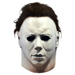HALLOWEEN MICHAEL MYERS DELUXE LATEX MASCHERA MASK TRICK OR TREAT STUDIOS