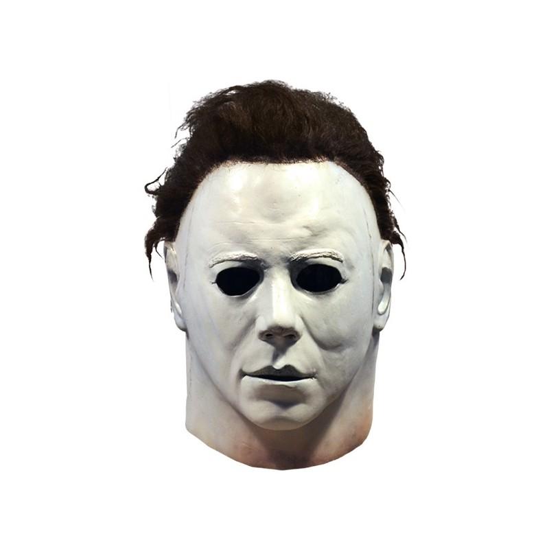Halloween Maschere.Halloween Michael Myers Deluxe Latex Maschera Mask