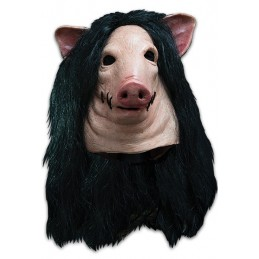 SAW PIG LATEX MASCHERA MASK