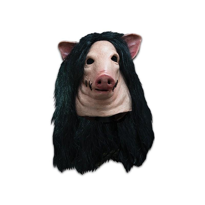 SAW PIG LATEX MASCHERA MASK