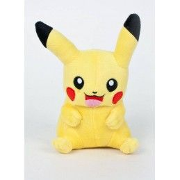 POKEMON - PUPAZZO PELUCHE PIKACHU 20CM PLUSH FIGURE PLAY BY PLAY