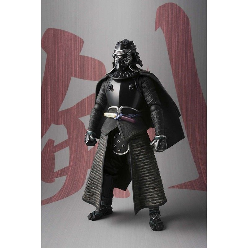 STAR WARS KYLO REN SAMURAI MEISHO MOVIE REALIZATION ACTION FIGURE