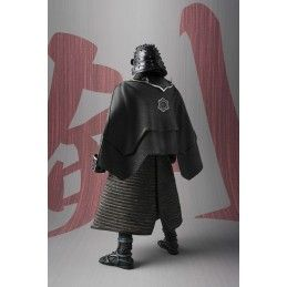 STAR WARS KYLO REN SAMURAI MEISHO MOVIE REALIZATION ACTION FIGURE BANDAI