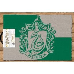 HARRY POTTER SLYTHERIN SERPEVERDE DOORMAT ZERBINO 40X60CM