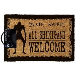 DEATH NOTE ALL SHINIGAMI WELCOME DOORMAT ZERBINO 40X60CM