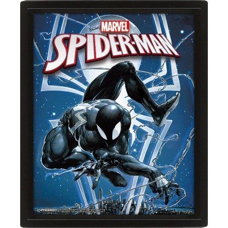MARVEL SPIDER-MAN SPIDERMAN VENOM LENTICULAR 3D POSTER 25X20CM