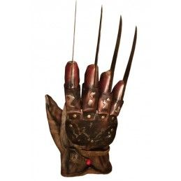 TRICK OR TREAT STUDIOS NIGHTMARE ON ELM STREET 4 - FREDDY KRUEGER GUANTO DELUXE GLOVE