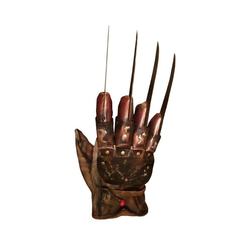 NIGHTMARE ON ELM STREET 4 - FREDDY KRUEGER GUANTO DELUXE GLOVE