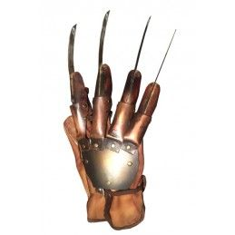 TRICK OR TREAT STUDIOS NIGHTMARE ON ELM STREET 3 - FREDDY KRUEGER GUANTO DELUXE GLOVE