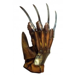 NIGHTMARE ON ELM STREET 2 - FREDDY KRUEGER GUANTO DELUXE GLOVE