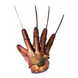 TRICK OR TREAT STUDIOS NIGHTMARE ON ELM STREET - FREDDY KRUEGER GUANTO DELUXE GLOVE