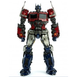 TRANSFORMERS BUMBLEBEE OPTIMUS PRIME DLX SCALE COLLECTIBLE ACTION FIGURE