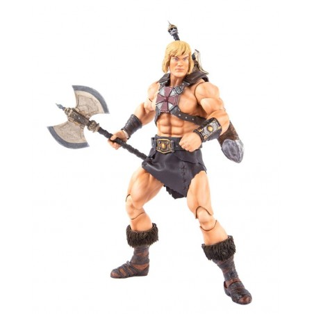 HE-MAN MASTER OF THE UNIVERSE ACTION FIGURE
