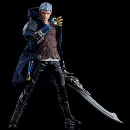 SENTINEL DEVIL MAY CRY 5 - NERO CLOTHED 1/12 SCALE ACTION FIGURE