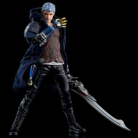 DEVIL MAY CRY 5 - NERO CLOTHED 1/12 SCALE ACTION FIGURE