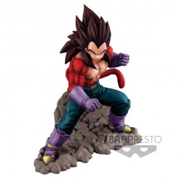 DRAGON BALL GT SUPER SAIYAN 4 VEGETA STATUE FIGURE