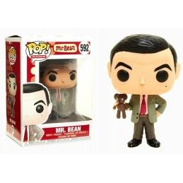 FUNKO POP! MR BEAN ROWAN ATKINSON BOBBLE HEAD KNOCKER FIGURE