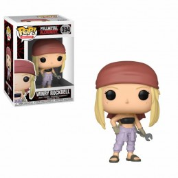 FUNKO POP! FULLMETAL ALCHEMIST - WINRY ROCKBELL BOBBLE HEAD KNOCKER
