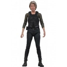 TERMINATOR DARK FATE 2019 SARAH CONNOR ACTION FIGURE NECA