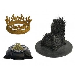 FACTORY ENTERTAINMENT KUZOS GAME OF THRONES COLLECTION REPLICA METAL SET 5CM