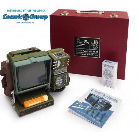 FALLOUT PIP-BOY 2000 MARK VI REPLICA SELF ASSEMBLY CONSTRUCTION KIT