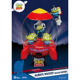 TOY STORY ALIEN ROCKET DLX...
