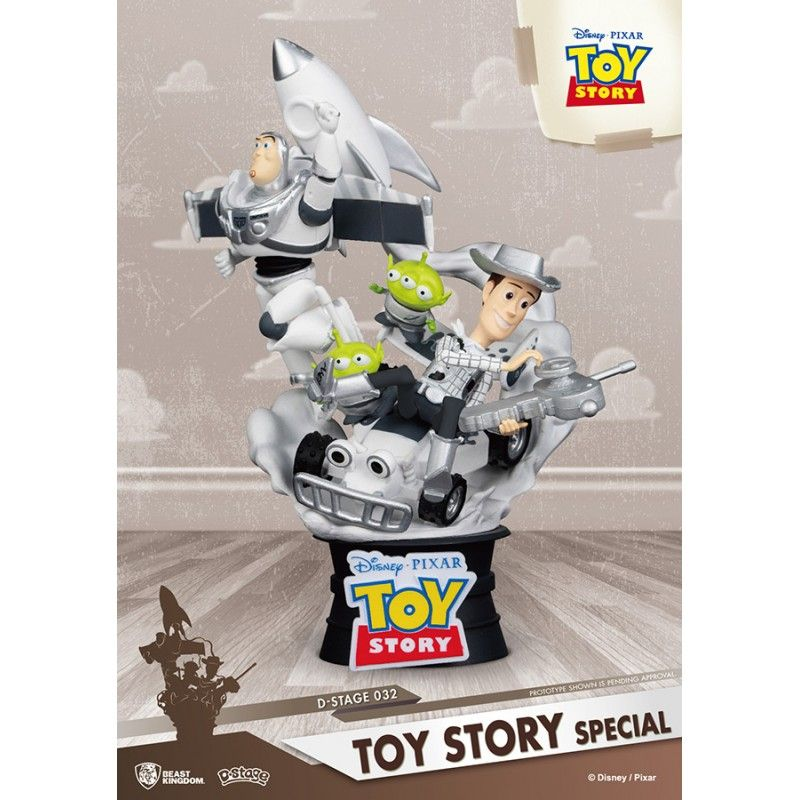 TOY STORY SPECIAL D-STAGE 032 STATUE FIGURE DIORAMA