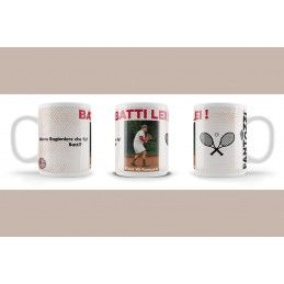 FANTOZZI VS FILINI BATTI LEI CERAMIC MUG TAZZA IN CERAMICA