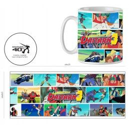 INFINITE STATUE DAITARN 3 MULTIFRAME CERAMIC MUG TAZZA IN CERAMICA
