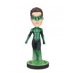NECA GREEN LANTERN MOVIE - HAL JORDAN BOBBLE HEADKNOCKER FIGURE