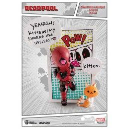 MARVEL DEADPOOL JUMP OUT THE FOURTH WALL MINI EGG ATTACK FIGURE