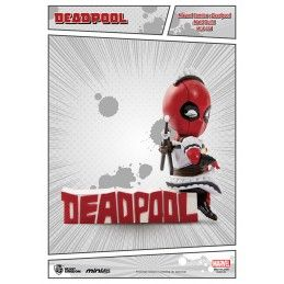 MARVEL DEADPOOL MAID OUTFIT MINI EGG ATTACK FIGURE BEAST KINGDOM