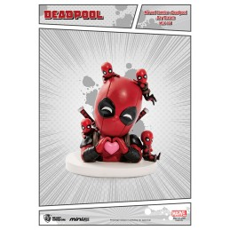 MARVEL DEADPOOL DAY DREAM MINI EGG ATTACK FIGURE